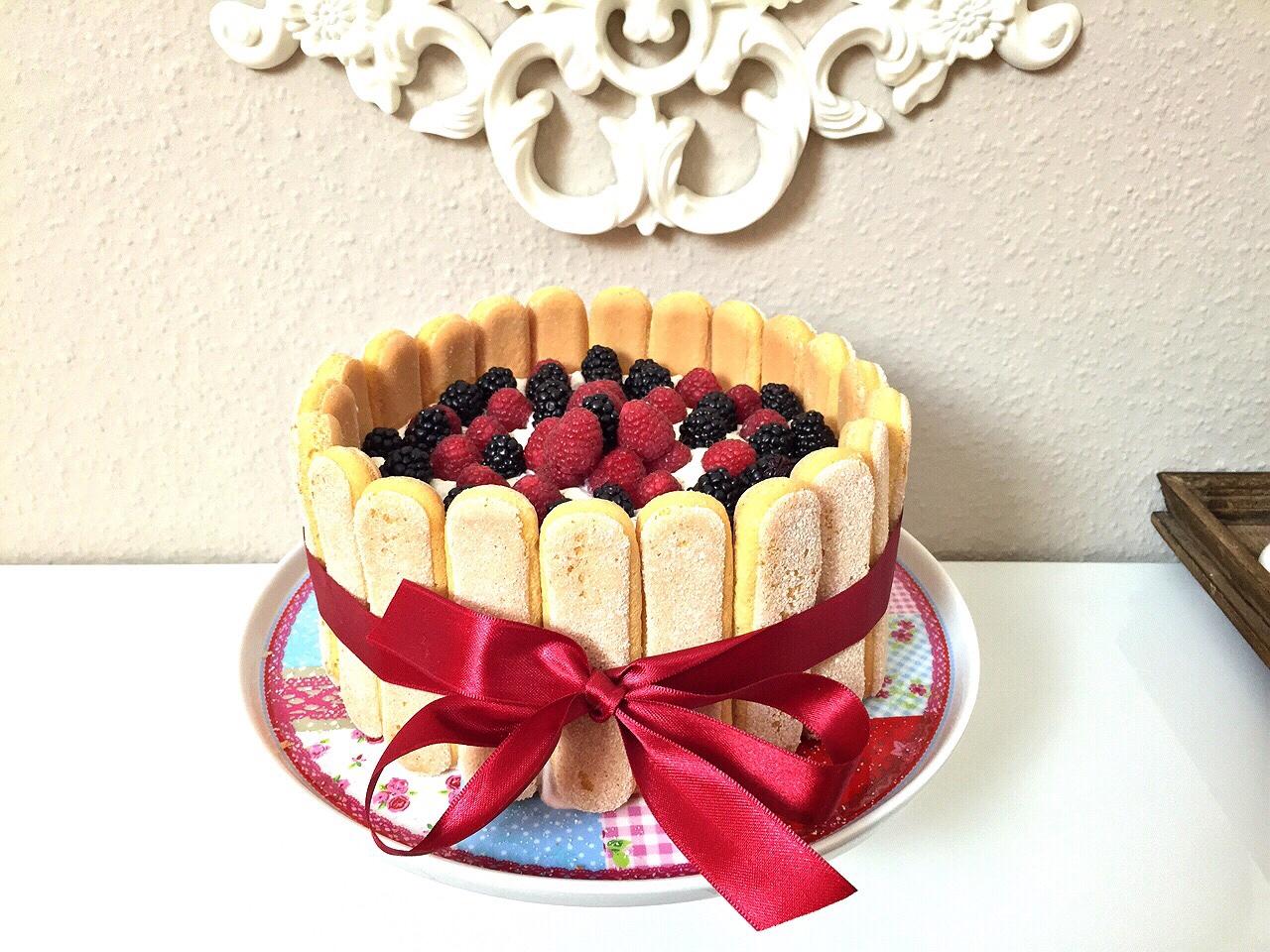 Fruchtzwerge Torte Cook Bakery
