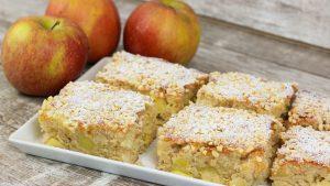 Saftiger Apfelkuchen Vom Blech Cook Bakery