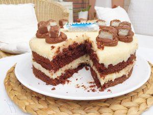 Bounty Kokos Torte Bounty Cake Cook Bakery
