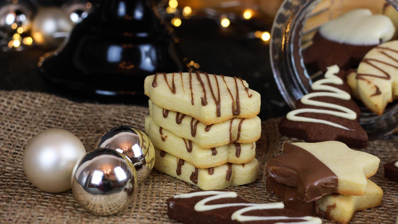 Weihnachtsplätzchen Lecker De.Bestes Plätzchen Rezept Plätzchen Teig Keksteig