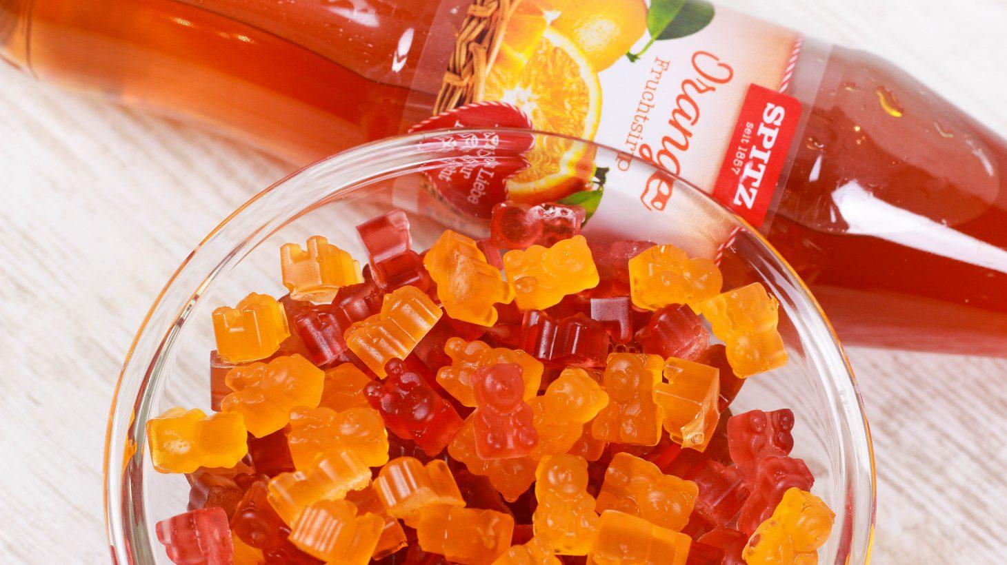 Selbstgemachte Fruchtgummis Gummibärchen Selber Machen Cook Bakery